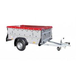 Přívěsný vozík Spectrum A 08.21 nebrzděný, 750 kg