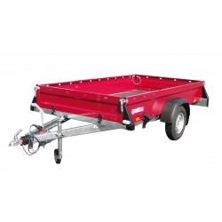 Přívěsný vozík Spectrum B 13.21 brzděný, 1300 kg