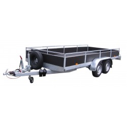Přívěsný vozík VARIO A 27.3...