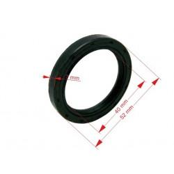 Kroužek těsnící - simering AL-KO k 1636 kužel. 40x52x7 mm