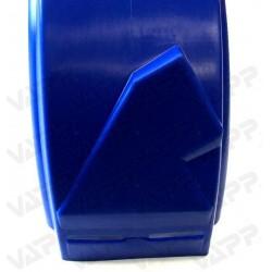 Blatník plast 13'' / 220 mm JFG s nášlapem, modrý