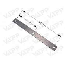 Příchytka zástěrky VAPP - pásek pozink 1mm