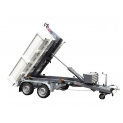 Univerzální nosič kontejnerů KONOS 35 brzděný, 3500 kg