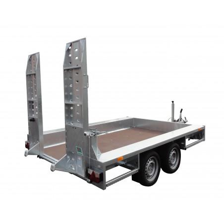 Přepravník stavebních strojů BAT 27.29 Light brzděný, 2700 kg