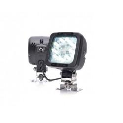 Svítilna pracovní WAS W81 LED diodová, 40-60 V, 13,5W, 1300 Im, 9 led, s vypínačem