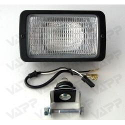 Svítilna pracovní Wesem LPR3 obdélníková 157x93, H3, (bez žárovky)