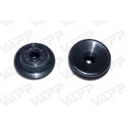 Napínací kolík (čep) k plachtě, plastový, 31x12mm, nízký, široký