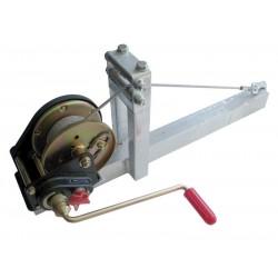 Naviják AL-KO BASIC 900 (900 kg) odním. klika s lanem 6mm / 10m a odnímat. držákem