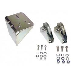Garážový nástěnný držák AL-KO navijáku OPTIMA / BASIC do 500 kg s kladkami