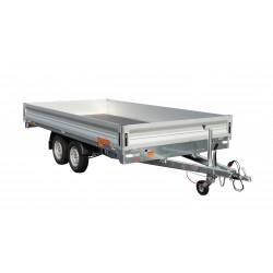 Přívěsný vozík CARGO E 27.4 Light brzděný, 2700 kg