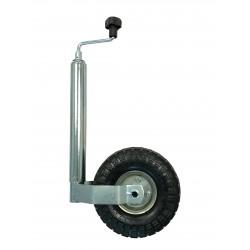 Kolečko opěrné KNOTT průměr 48 mm, nafukovací, 150 kg