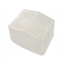 Sklo bílé svítilny PROMOT LO110 (přední obrysová)