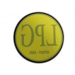 Značení LPG (ATEST-8SD) -...
