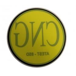 Značení CNG (ATEST-8SD) -...