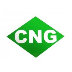 Značení CNG - vnější...