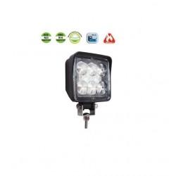 Svítilna Lucidity 22809-B couvací/pracovní LED 12-36V,1440/1036 lm, IP69K, alu