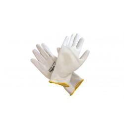 Rukavice BUNTING Evolution nylon PU velikost XXL bílé