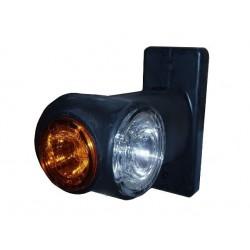 Svítilna doplňková obrysová LED Jokon SPL 2020G (9-32V), 114 mm, SNAP-IN