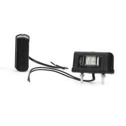 Osvětlení SPZ (registrační značky) LED WAS 244 (12-24V)