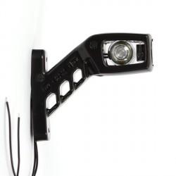 Svítilna doplňková obrysová LED WAS 242P, 12-24V, pravá, 135 mm