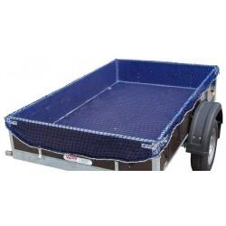 Zakrývací síť pro přívěsný vozík 250 x 160 cm