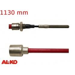 Lanovod brzdový AL-KO Profi Long life 1130 / 1340 mm, závit M8