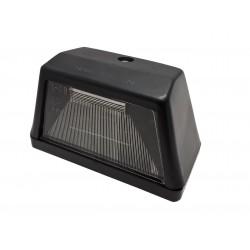 Osvětlení SPZ (registrační značky) G09 / 1, černé