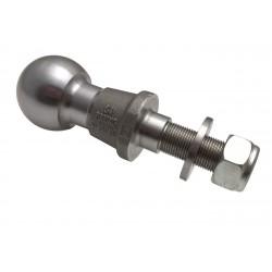 Koule ISO 50 WW KUB / 50, pr. 50 mm, 2000 kg, M20x1,5
