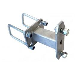 Držák rezervy pro kola s roztečí 4x100 mm, montáž na jekl