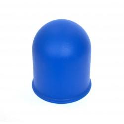 Krytka koule plast modrá