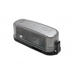 Osvětlení SPZ (registrační značky) Jokon K97, malé stříbrné