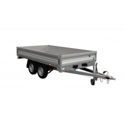 Přívěsný vozík Cargo light 27 brzděný, 2700 kg