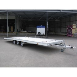 Autopřepravník Le Mans 35-1 brzděný, 3500 kg