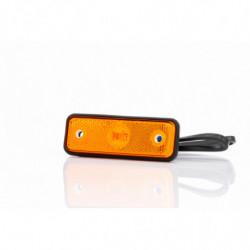 Pozička FT-004 LED oranžová...