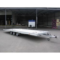 Autopřepravník Le Mans 35-2 brzděný, 3500 kg