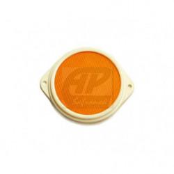 Odrazka oranžová 85 mm