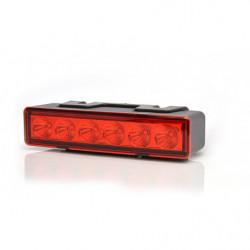 Predátor LED W117 červený...