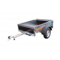 Přívěsný vozík TRUMF MINI 13R nebrzděný, 750 kg