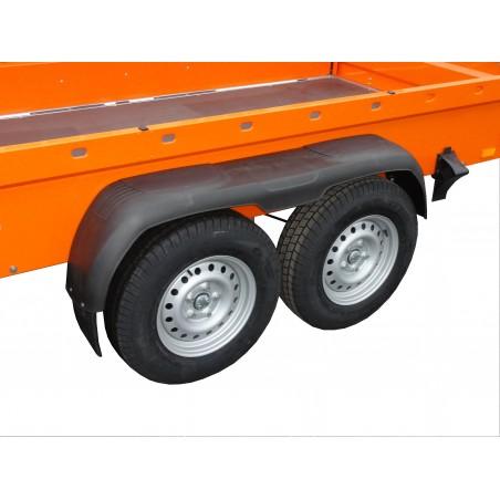 Přívěsný vozík Spectrum B 08.25 nebrzděný, 750 kg
