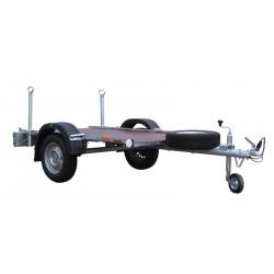 Přívěsný vozík DV21B...