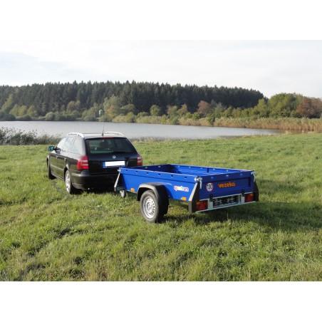 Přívěsný vozík Spectrum C 13.30 brzděný, 1300 kg