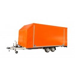 Přívěsný vozík Jumbo 30.3 brzděný, 3000 kg