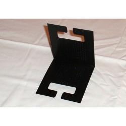 Ochranný PVC roh