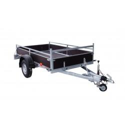 Přívěsný vozík VARIO B 10.2 brzděný, 1000 kg